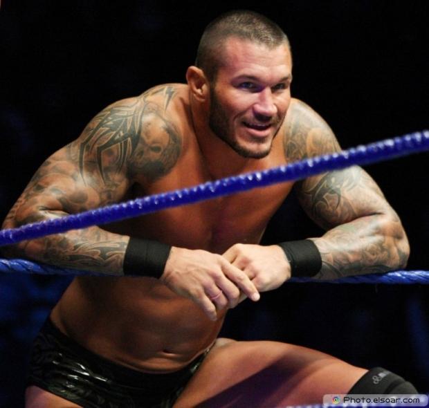 Randy Orton WWE Smackdown. Wallpaper