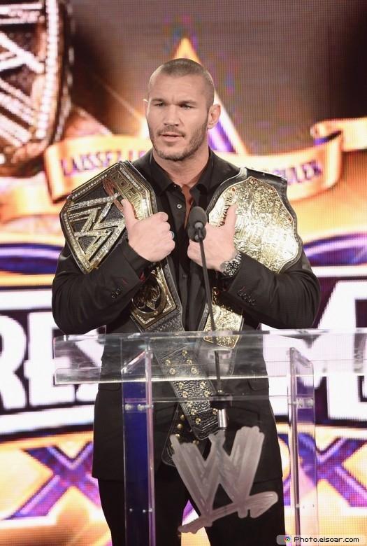 Randy Orton WrestleMania