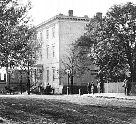 Richmond Virginia Home of President Jefferson Davis