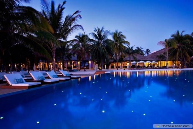 Romantic Maldives - Singular Photo