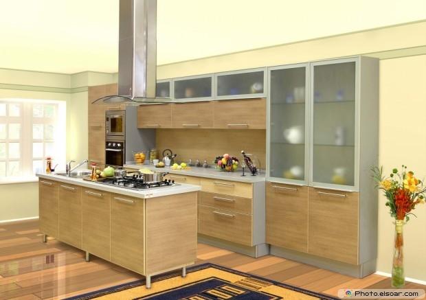 Small Kitchen Great Design