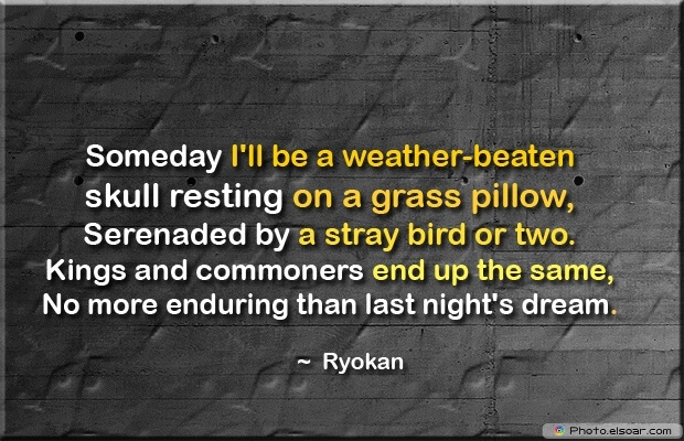 Ryokan, Death Quotes, Death Sayings, Quotes Images, Quotes About Death