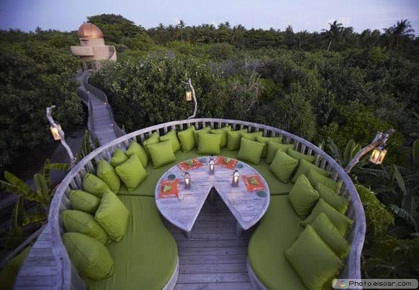 Soneva Fushi Image, Maldives