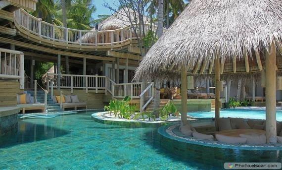 Soneva Fushi Resort Image, Maldives