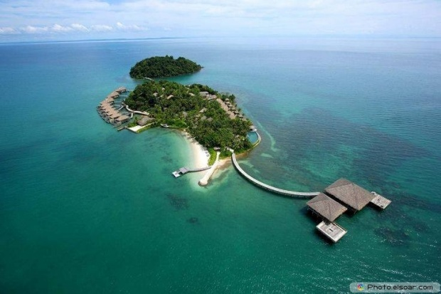 Spectacular Song Saa Private Island - Sihanoukville