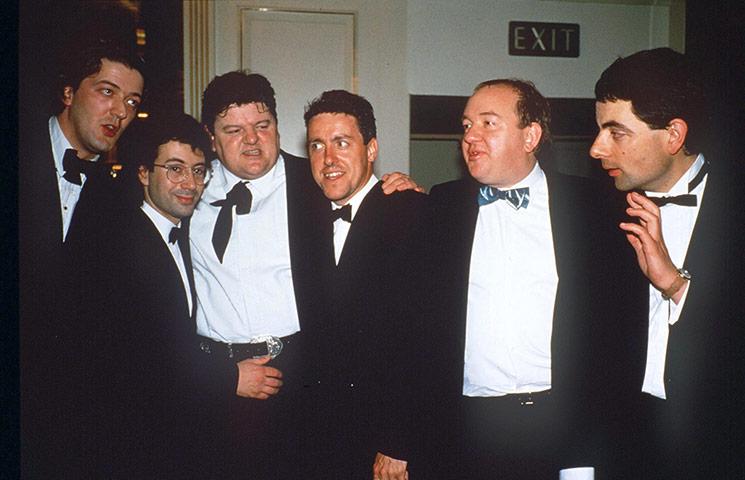 Bafta Awards, London, Britain - 1987