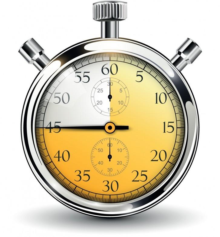 Stopwatch, Alarm clock