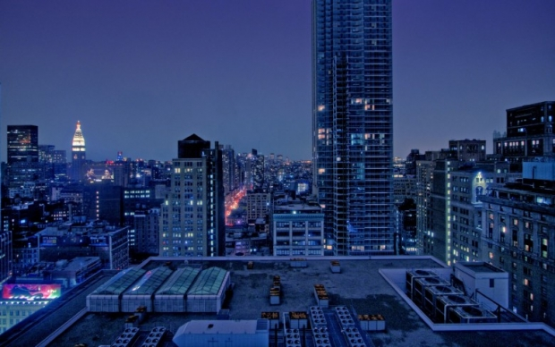 Stunning Cityscapes Wallpaper 9