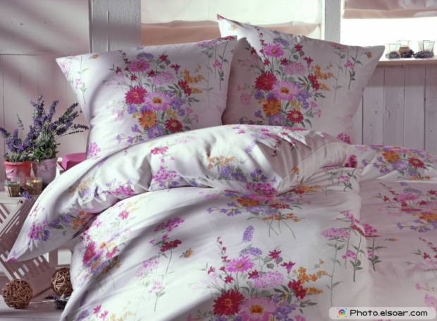 Stylish Linens and Pillows A