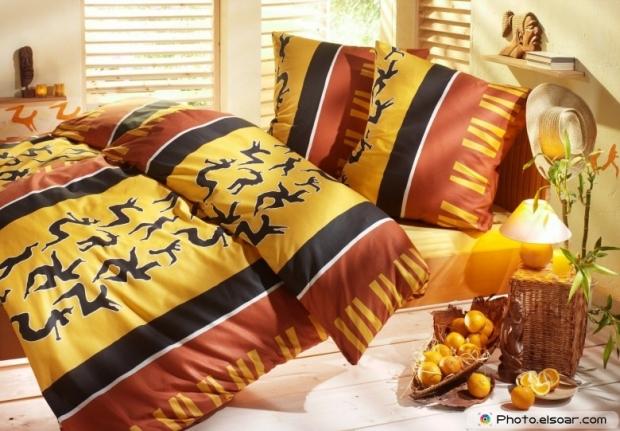 Stylish Linens and Pillows E