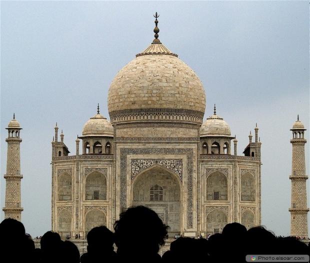 Taj Mahal - Agra  India