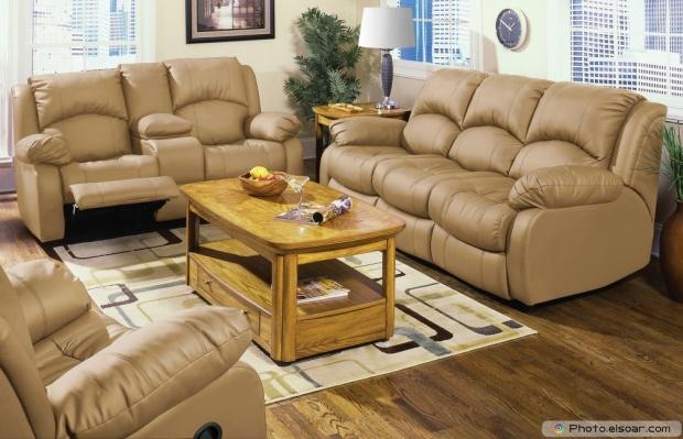 Teenage Living Room Image