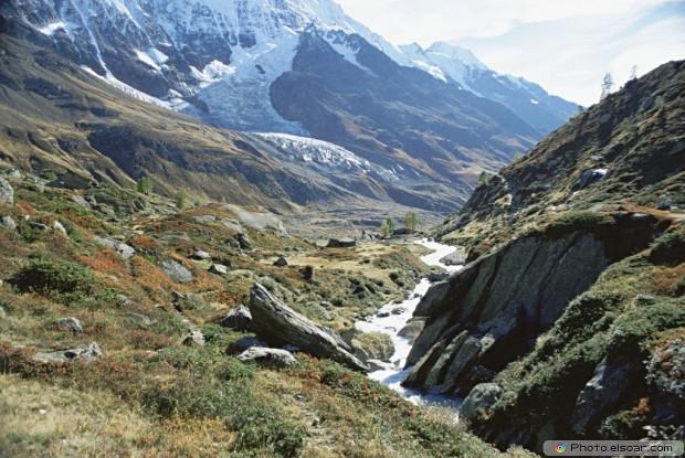 The Lötschen Valley