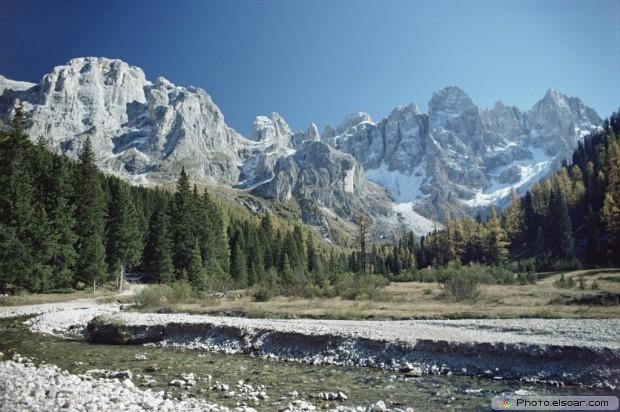 The Venegia Valley