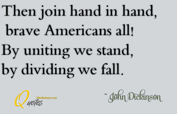 Armed Forces Day , Then join hand in hand, brave Americans all!