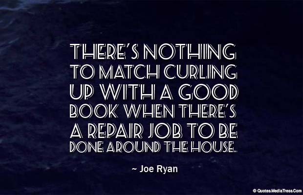 Housewarming Quotes , There's nothing to match curling