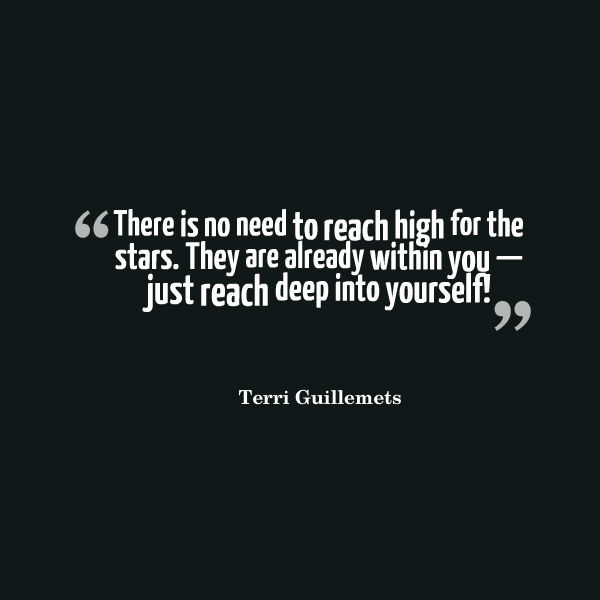Dare To Be Great , Motivational Quotes, Inspirational Sayings , There is no need to reach high for the stars