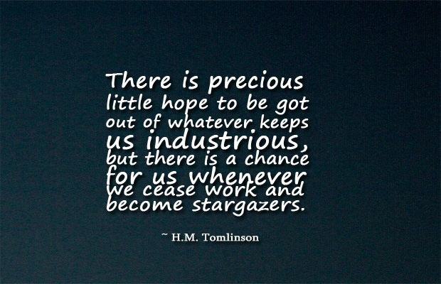 There is precious little hope to be got out of whatever keeps