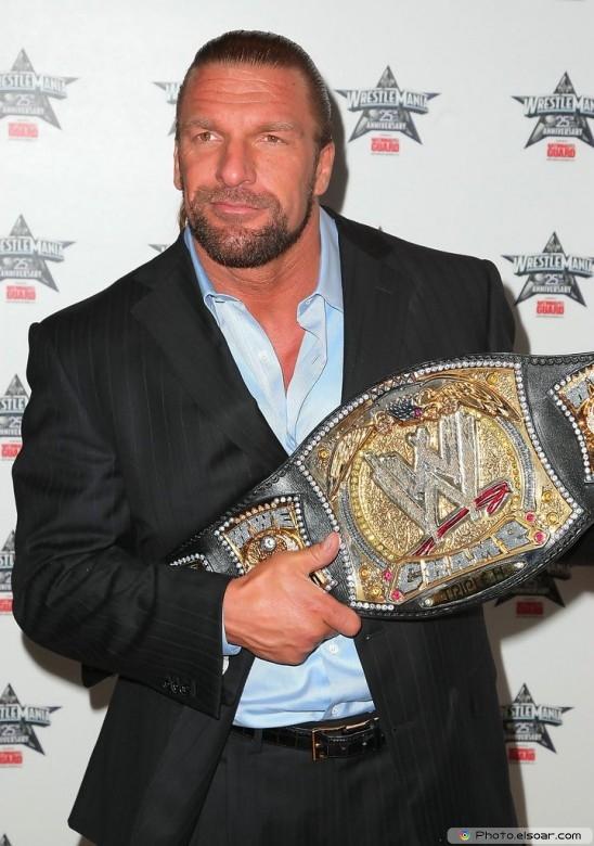 Triple H – WWE Superstar. Photos Wallpapers J