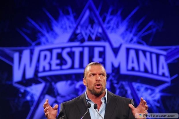 Triple H – WWE Superstar. Photos Wallpapers K