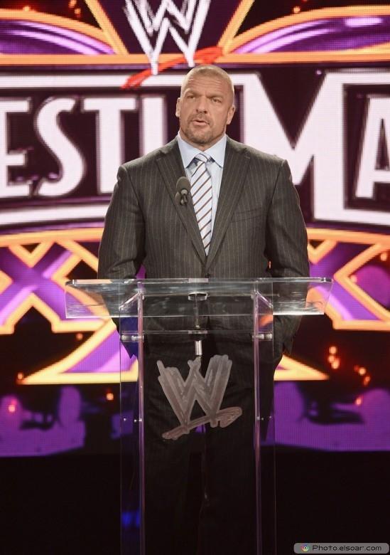 Triple H – WWE Superstar. Photos Wallpapers L