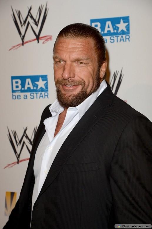 Triple H – WWE Superstar. Photos Wallpapers M