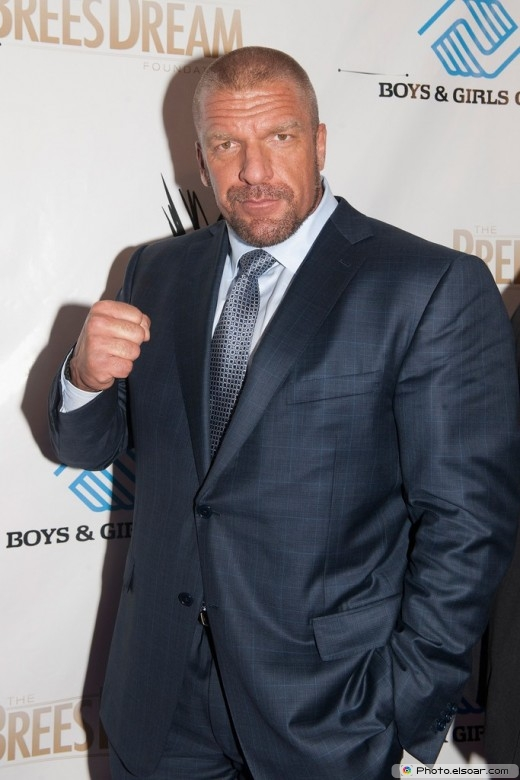 Triple H – WWE Superstar. Photos Wallpapers P