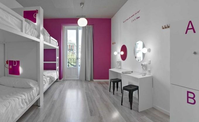 U Hostels, Madrid 11