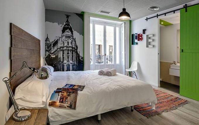 U Hostels, Madrid 17