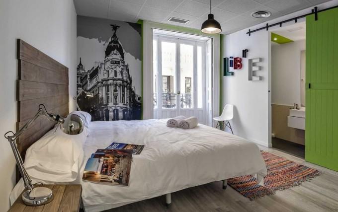 U Hostels, Madrid 4