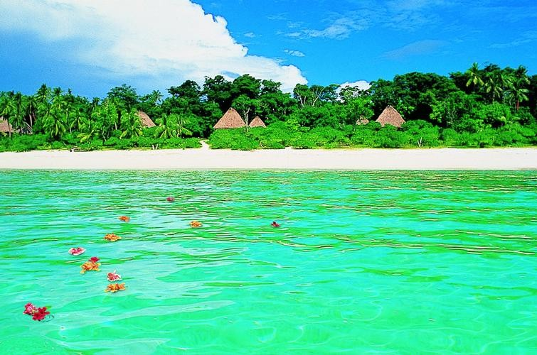 Vatulele Island Resort, Fiji 5