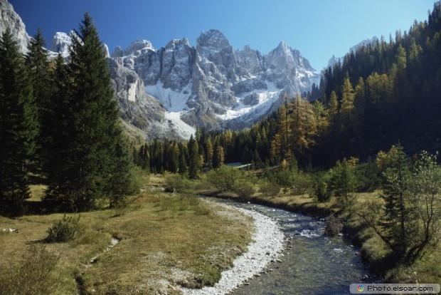 Venegia Valley