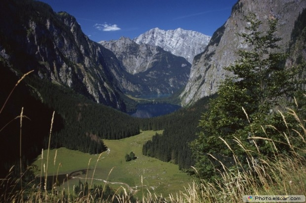 View Of Upper Lake