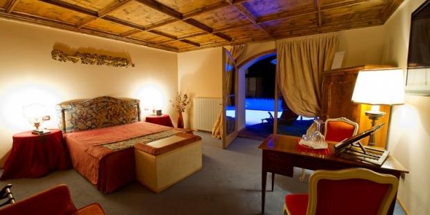 Villa Orso Grigio, Ronzone, Italy 1