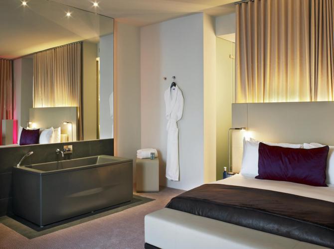 W Barcelona Hotel 26