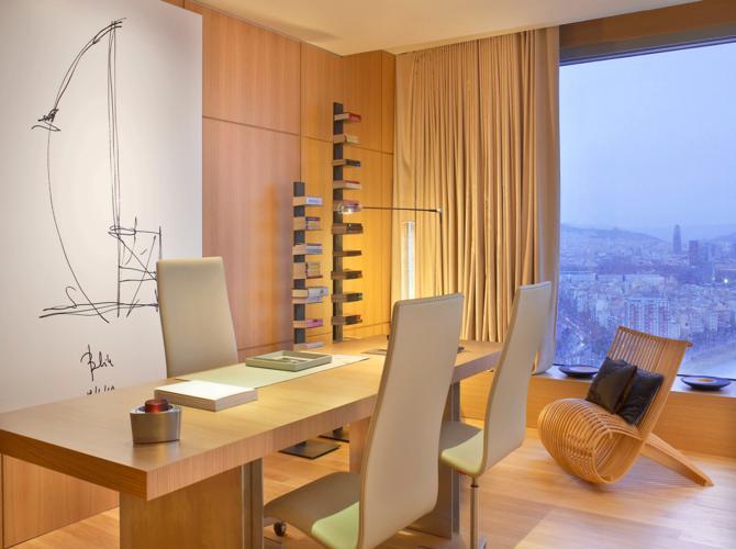 W Barcelona Hotel 39