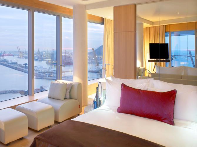 W Barcelona Hotel 42