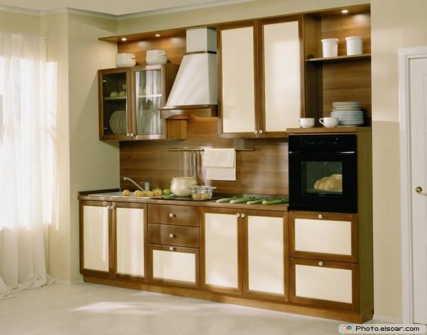 White Kitchen Free Design