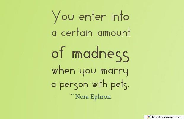 You enter into a certain amount