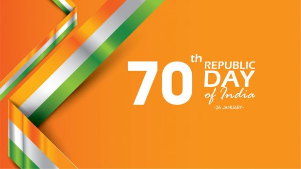 Happy Republic Day Image, Republic Day 2019 , 26 January 2019, 70th Republic Day