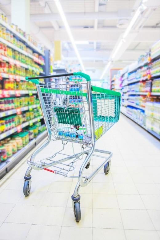 shopping supermarket 3