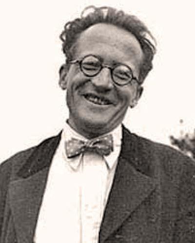 solvay 1927 6 Erwin Schrödinger